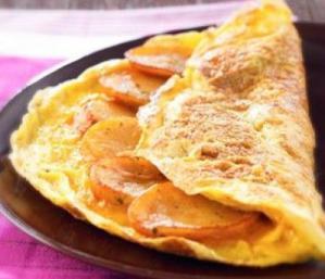 Omelette pdt